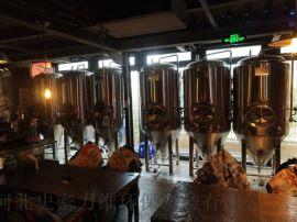 啤酒设备  使用西门子控制系统 引进德国工艺