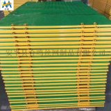 镀锌冲孔爬架网 蓝色喷塑爬架网 建筑外墙安全网