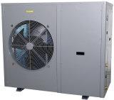 空气源热泵 5P侧出风超低温采暖热水主机招商