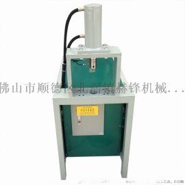 冲孔机厂家电动不锈钢管材冲孔镀锌管冲孔设备冲孔