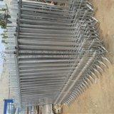 公园防护栏@围墙锌钢护栏@锌钢护栏厂家