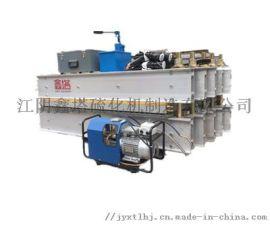 胶带硫化机XTLHJ-1型号、尺寸、说明 江阴鑫塔