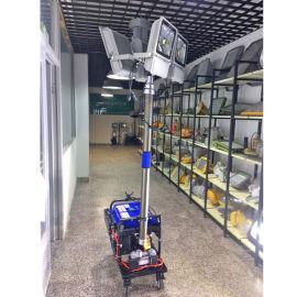 【移動照明車】戶外全方位自動遙控升降工程移動照明車