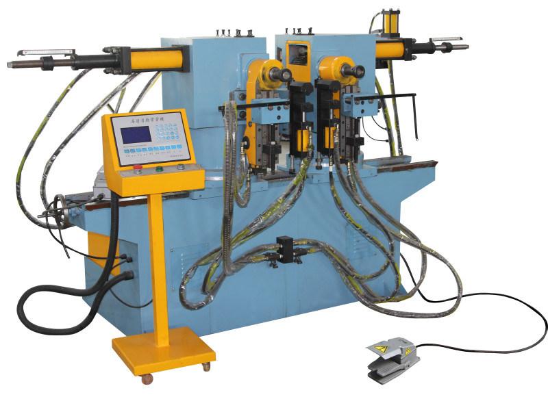 50雙頭液壓彎管機,專業彎管機生產廠家