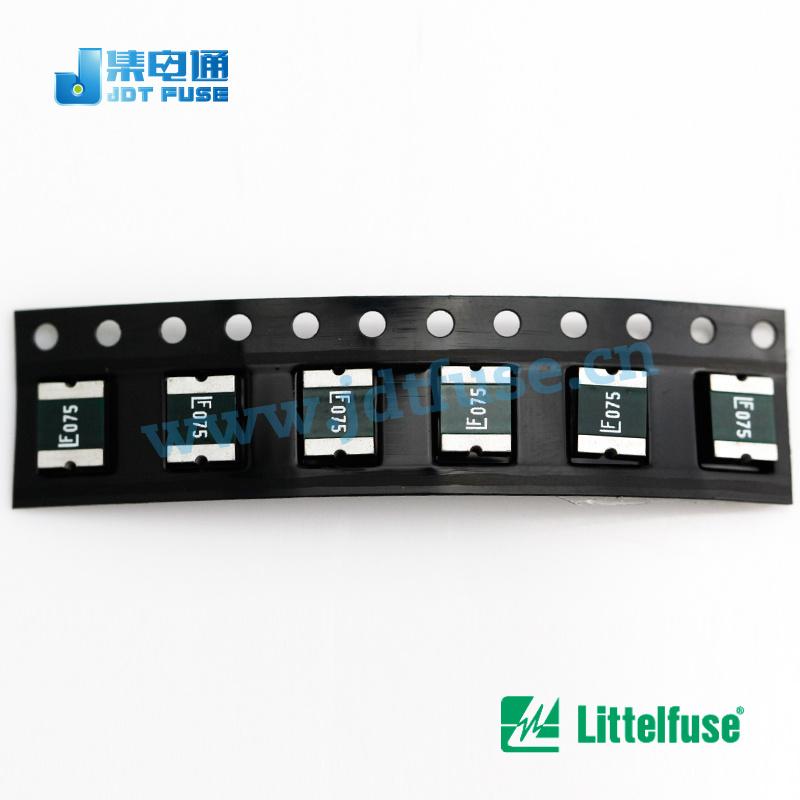 Littelfuse力特保险丝2016L075/60原装现货贴片自恢复保险丝