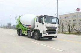 南俊-大运-福田-东风6-12方混凝土水泥搅拌罐车