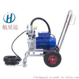 电动高压无气乳胶漆喷涂机