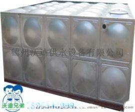 德州沃迪不锈钢组合水箱不锈钢生活水箱保温水箱厂