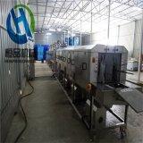 專業製作週轉筐清洗機-全自動周托盤清洗機生產廠家