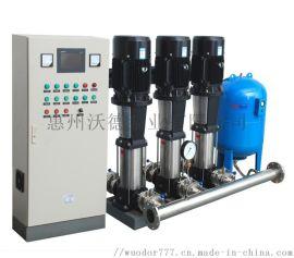 7.5kw变频控制建筑工地临时供水高层给水浇灌泵组