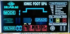 LCD VA定制絲印顯示屏