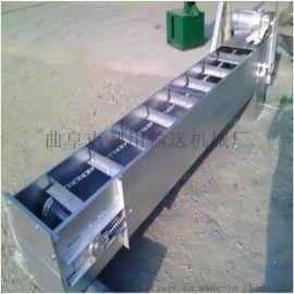 多型号移动刮板运输机 fu链式刮板输送机qc