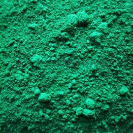 驻马店耐磨地坪彩砖彩瓦用氧化铁绿颜料色粉 着色力强