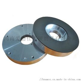 CBN平面磨砂轮,陶瓷端面砂轮,氮化硼超硬砂轮