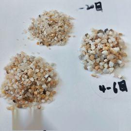 本格10-20目精致石英砂 人工草坪专用石英砂