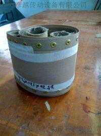 生产加工耐高温铁 龙网带加铆钉输送带 高温流水线传送带