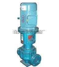 茁博品牌LRY25-25-125铸钢立式导热油泵