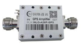 28dB增益GPS信號放大器/GPS放大器