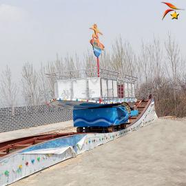 新型游乐北京赛车冲浪者怎么玩