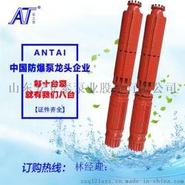 安泰定制安装BQ型高压强排矿用潜水泵