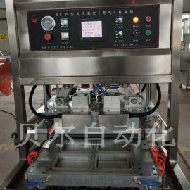 小型盒式真空包装机械 蔬菜水果肉制品海产品气调包装