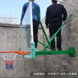 室内成人家用壁挂式篮球架
