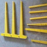 模压支架玻璃钢电缆支架 预埋式支架