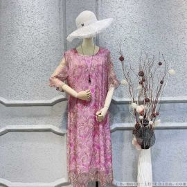 女装大衣品牌唯众良品 店铺地址库存尾货服装女式牛仔裤杭派女装品牌