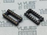 2.54mm IC 圆孔排母连接器 SMT