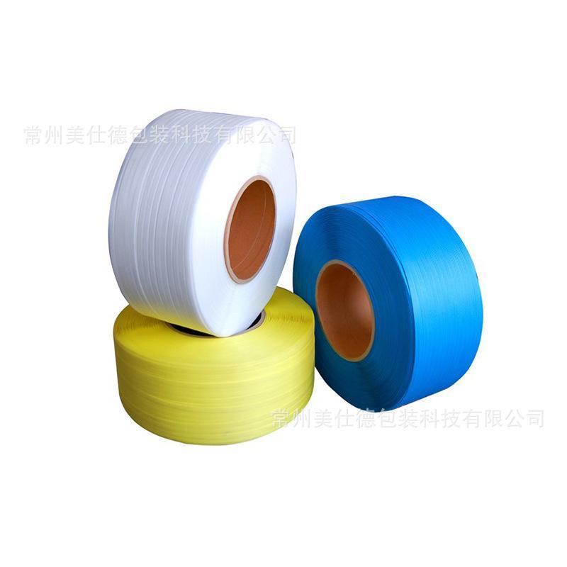 厂家直销石材木材专用塑钢带1608捆扎捆绑包装带
