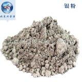 99.95%片狀銀粉3-5μm超細球形片狀納米銀粉 Ag粉末現貨 導電銀粉