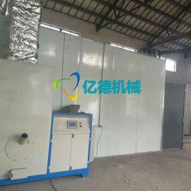 噴塑設備 噴塑塗裝生產線 汽摩配噴塑塗裝生產線高溫烤漆房