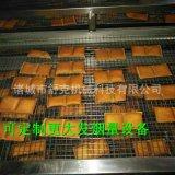 烟熏豆干设备贵州豆干烟熏炉 舒克烟熏香干箱自动排湿控温上色快