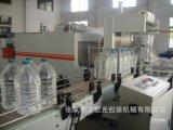 小分子水全自動熱收縮包裝機 5L 3L的專用膜包機