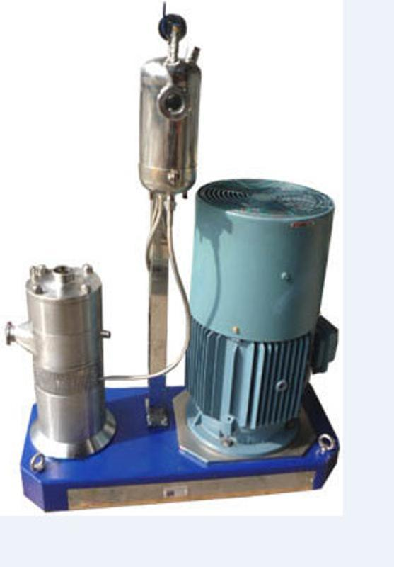 硫糖鋁混懸液均質機