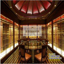 不鏽鋼KTV酒櫃 恆溫電子酒櫃  恆溫恆溼酒窖