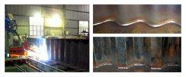 H型钢板自动焊机