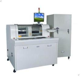 全自动分板机,深圳左旋smt自动分板机,达峰科DT-350自动曲线分板机