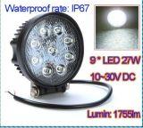 LED方形工作燈(27W)
