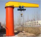 山东厂家直销BZ定柱式悬臂起重机悬臂吊行吊行车半门吊山东著名商标