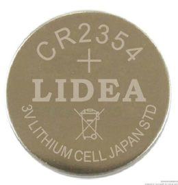 3V锂锰纽扣电池CR2354