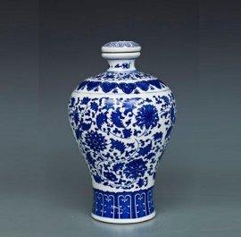 景德镇陶瓷酒瓶 厂家直销价格 大量批发陶瓷酒瓶
