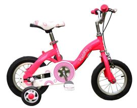 USEE优适童车 泡泡系列高碳钢淑女公主儿童自行车12/14/16寸 多色可选