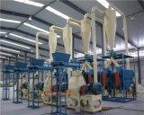 林业机械设备/杂木树枝树杈粉破机/塑料破碎磨粉设备/秸秆棕榈杆粉碎机/100目木薯磨粉生产线设备