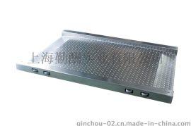 超低台面电子小地磅1.2*1.5米1-3T上海电子地磅