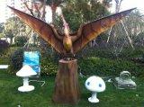 发声电动感应大型仿真恐龙展览模型出租
