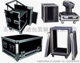 供应舞台灯光航空箱 摇头灯箱航空箱防撞易携带