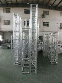 杭州厂家直销铝合金桁架龙门架灯光架turss架户外桁架舞台灯
