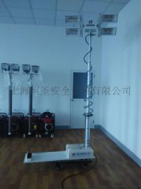上海河圣车载移动升降曲臂灯WD-2841000型