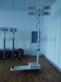 上海河聖車載移動升降曲臂燈WD-2841000型